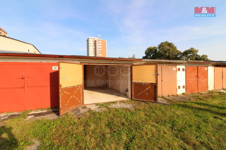 Prodej garáže, 24 m², Česká Lípa, ul. Heroutova