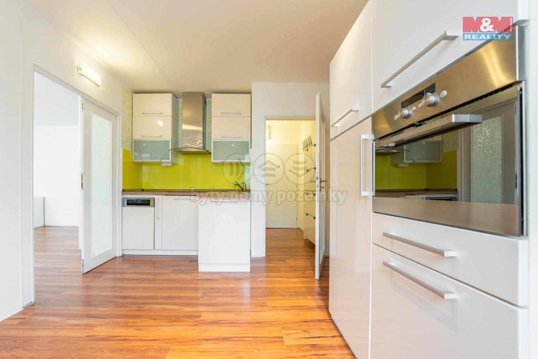 Pronájem bytu 2+1, 42 m², Praha 8, ul. Molákova