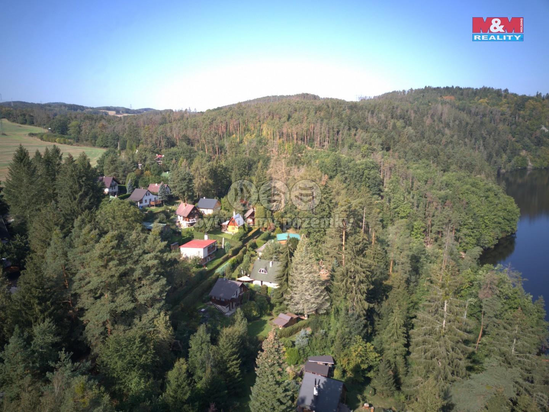 Prodej pozemku k bydlení, 432 m2, Županovice