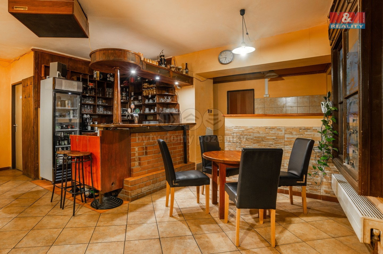 Prodej restaurace, stravování, 137 m², Frýdlant, ul. Děkanská