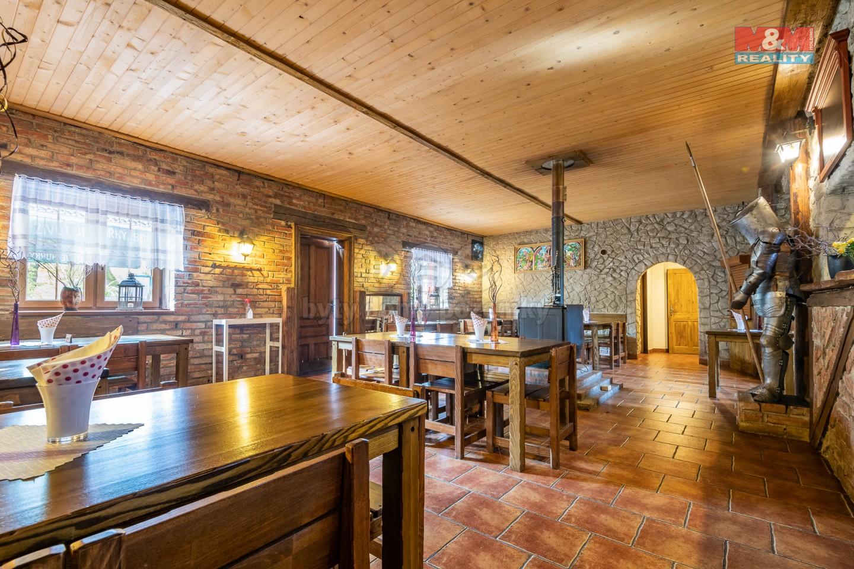 Prodej restaurace, stravování, 852 m², Karviná, ul. Dačického