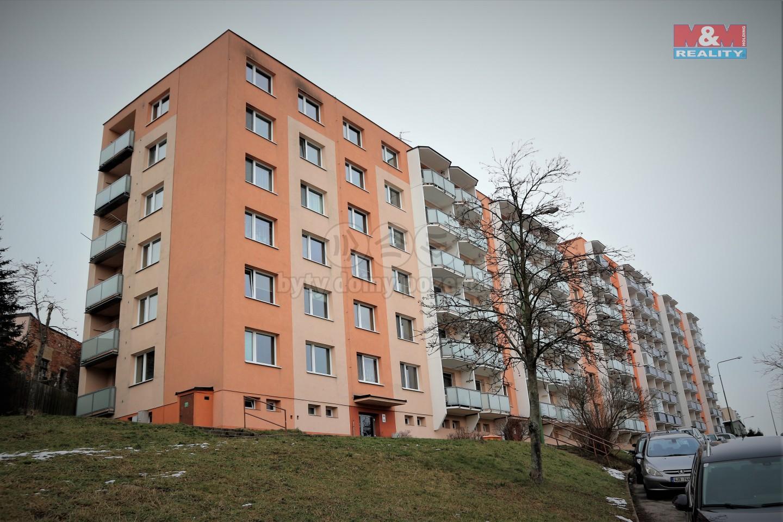 Prodej bytu 2+1, 56 m², Třebíč, ul. Tkalcovská