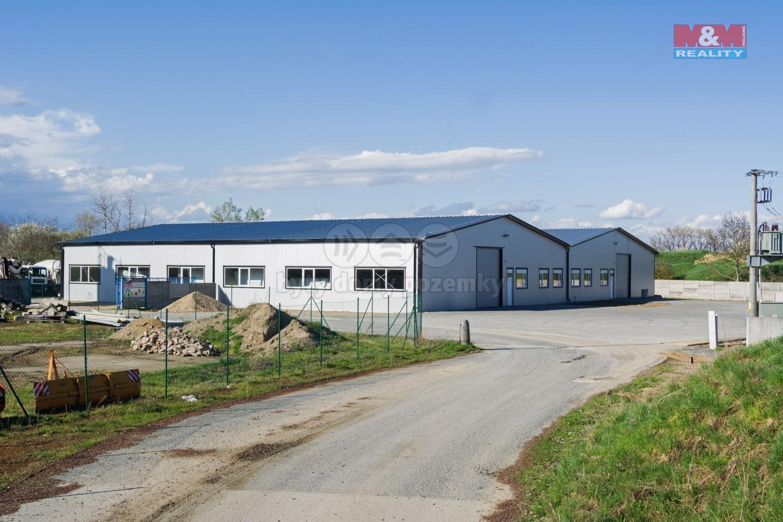 Pronájem skladu, 1650 m², Pohořelice, ul. U Cihelny