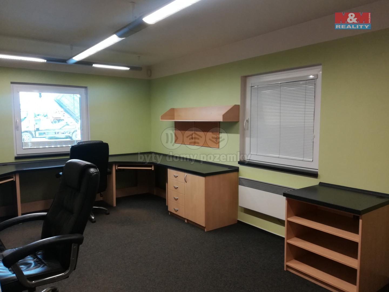 Pronájem kancelářského prostoru, 35 m², Šternberk