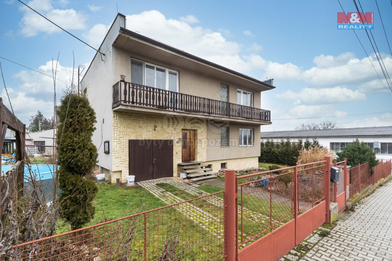 Prodej rodinného domu 5+kk, 992 m², Merklín, ul. Zahradní