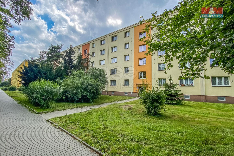 Prodej, byt 2+1, Karviná, ul. tř. Těreškovové