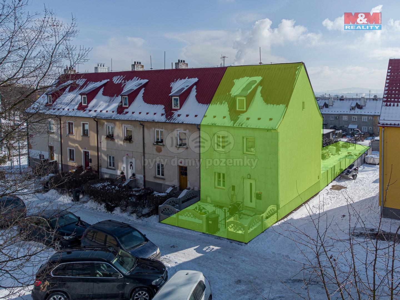 Prodej rodinného domu, 166 m², Plzeň, ul. Horní