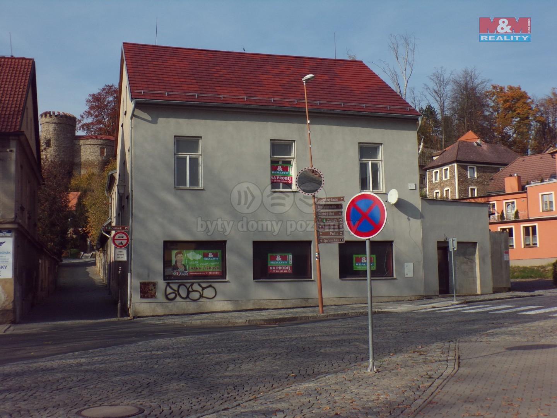 Prodej obchod a služby, 951 m², Zruč nad Sázavou