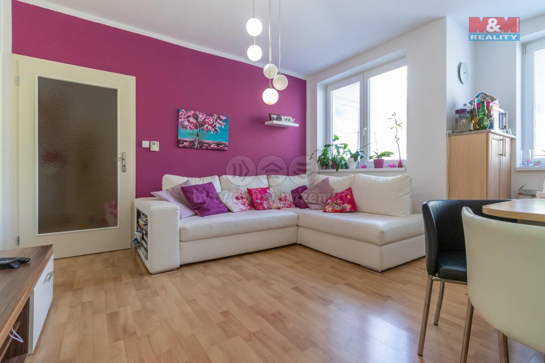 Pronájem bytu 2+kk, 60 m², Praha, ul. Budapešťská