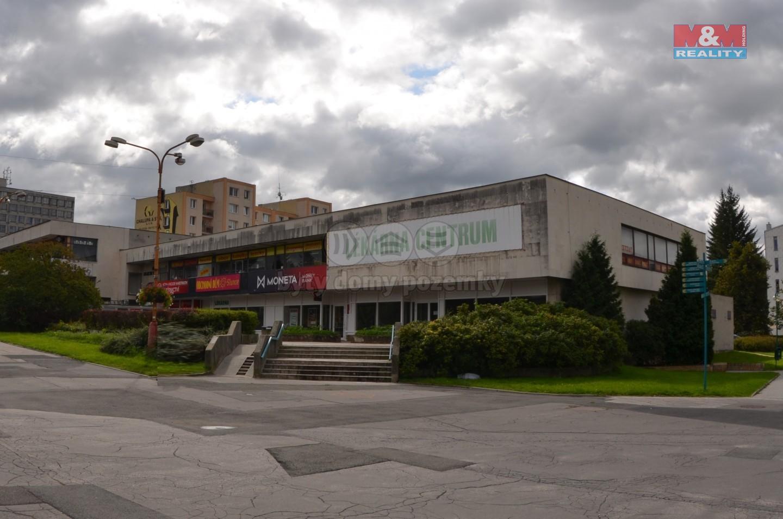 Pronájem skladu, 545 m2, Kopřivnice, ul. Štefánikova