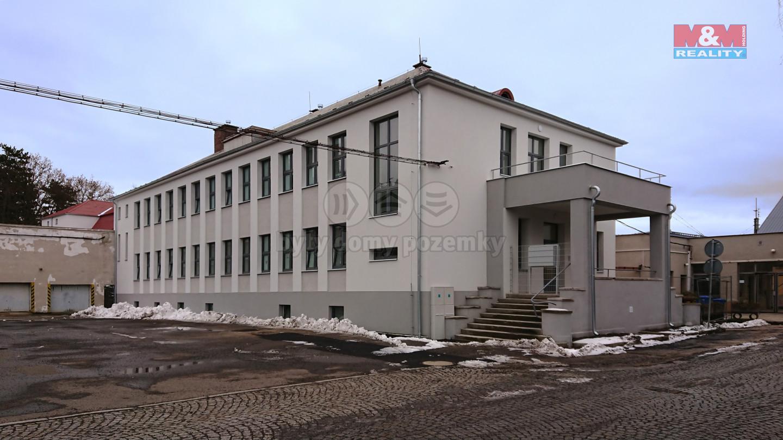 Pronájem bytu 1+kk, 21 m², Klášterec nad Ohří, ul. Nádražní