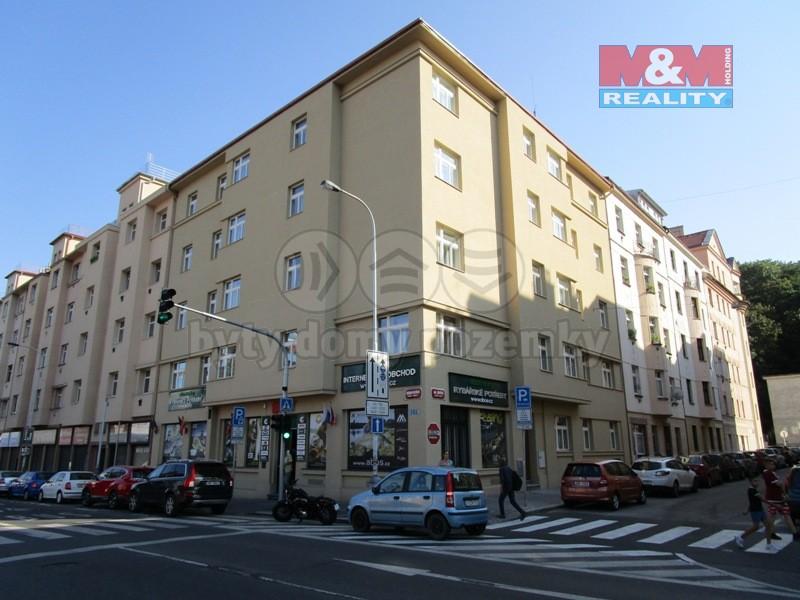 Prodej bytu 2+kk/B, 53 m2, Praha 5 - Košíře