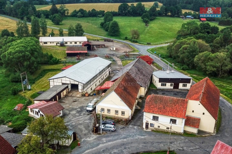 Prodej, výrobní objekt, Mlýnské Struhadlo