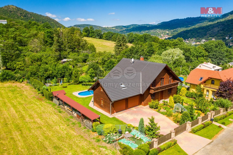 Prodej rodinného domu, 280 m², Ústí nad Labem