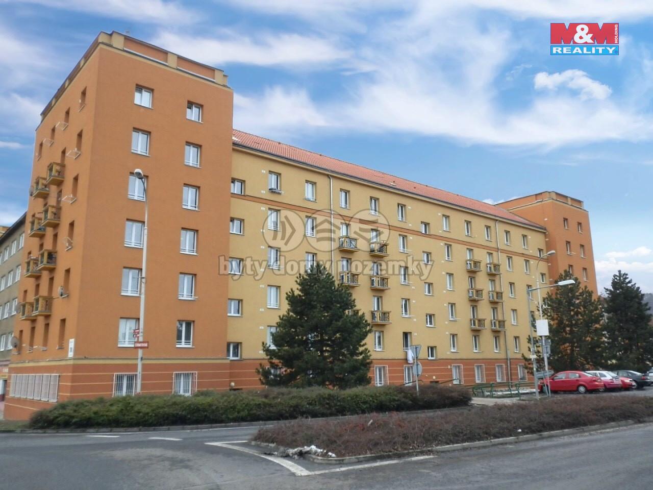 Pronájem bytu 2+kk, 51 m², Most, ul. tř. Budovatelů