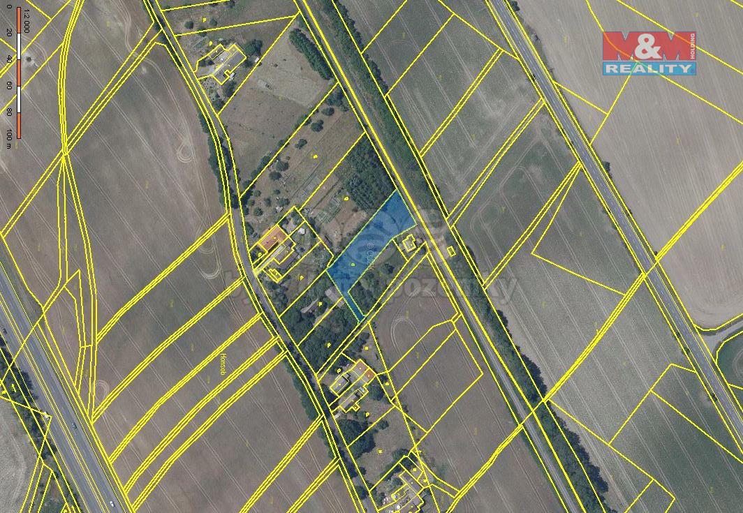 Prodej pozemku k bydlení, 2036 m², Březina, ul. Honsob
