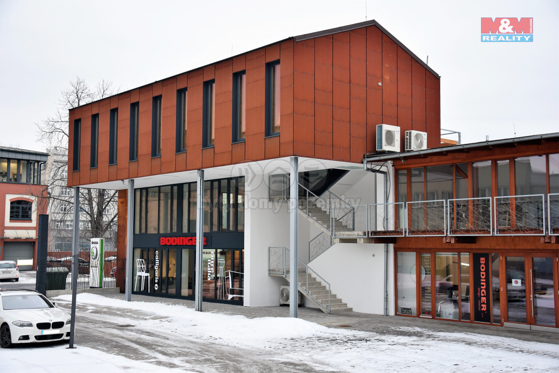 Pronájem obchod a služby, 125 m², Ostrava, ul. Brandlova