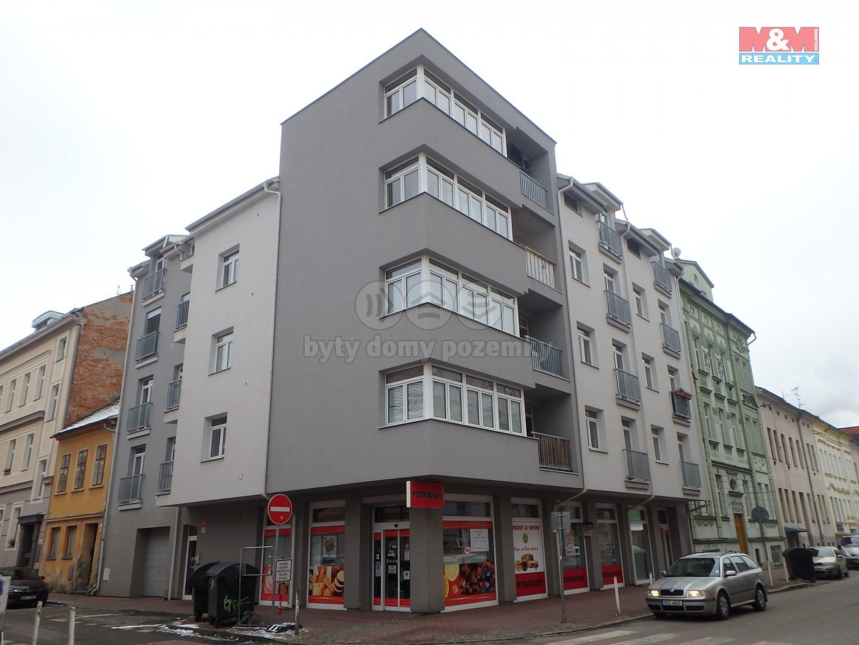 Pronájem bytu 4+1, 107 m², České Budějovice, ul. Nová
