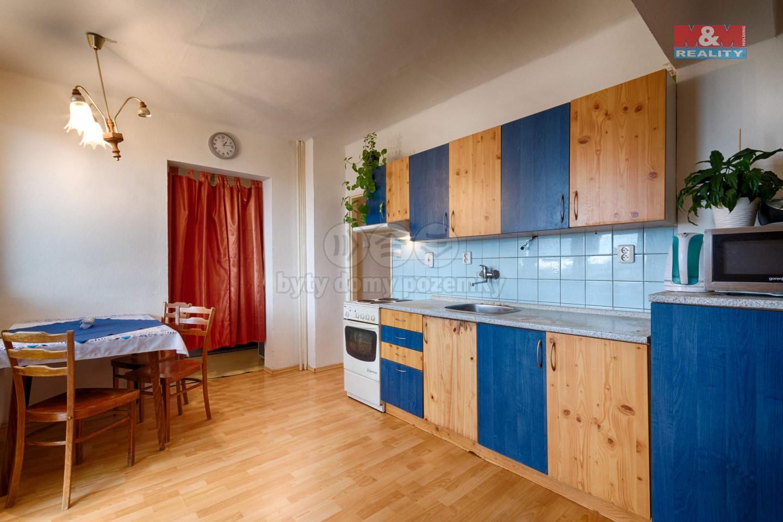 Prodej bytu 3+1, Sudoměřice u Bechyně