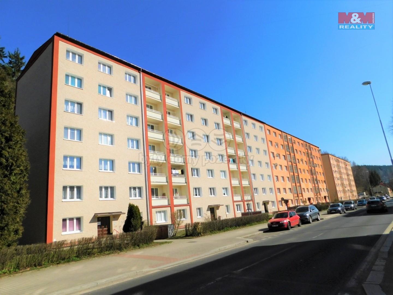 Pronájem bytu 2+1, 53 m², Kraslice, ul. Čs. armády