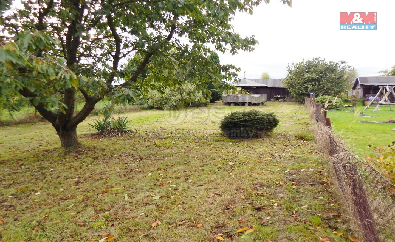 Prodej zahrady, 521 m², Jablonné v Podještědí