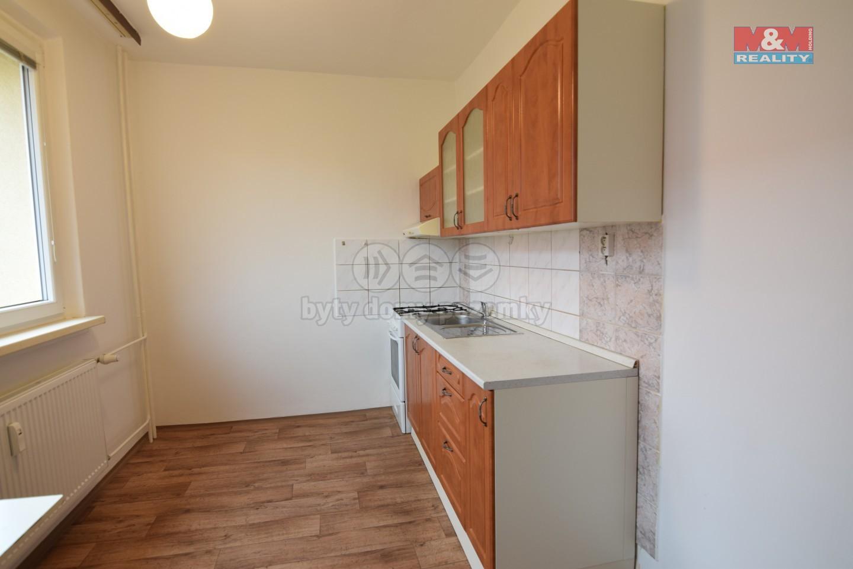 Pronájem bytu 2+1, 56 m², Česká Lípa