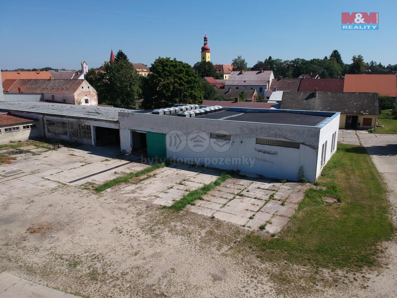 Pronájem skladu, 320 m², Stráž nad Nežárkou