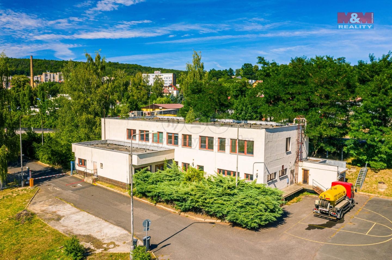Prodej kancelářského prostoru, Děčín, ul. Benešovská