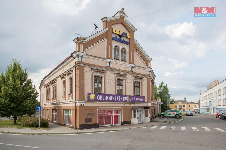 Prodej, obchod a služby, Nový Jičín, ul. Dolní brána