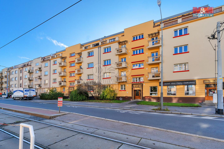 Prodej bytu 3+1, 82 m², Praha, ul. Koněvova