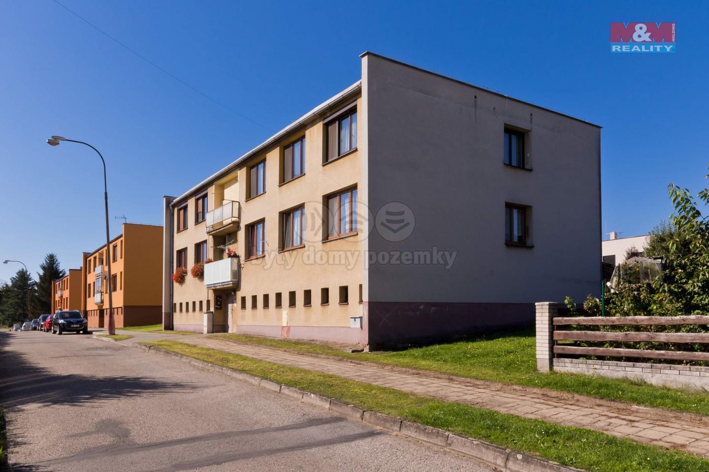 Prodej, byt 2+1, 58 m², Jindřichův Hradec, ul. Mládežnická