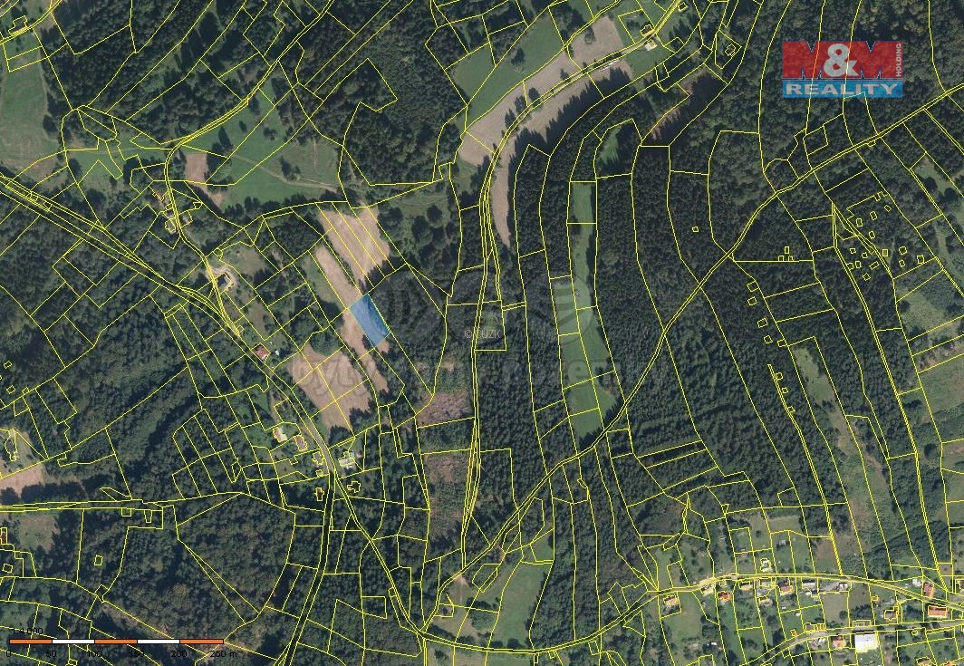 Prodej pozemku, 1444 m², Tanvald