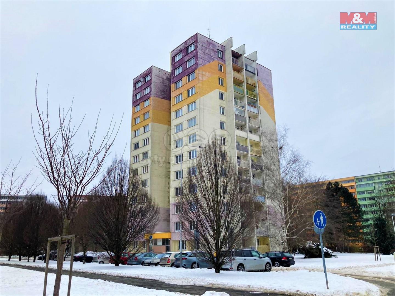 Prodej bytu 1+kk, 30 m², Ostrava, ul. Výškovická