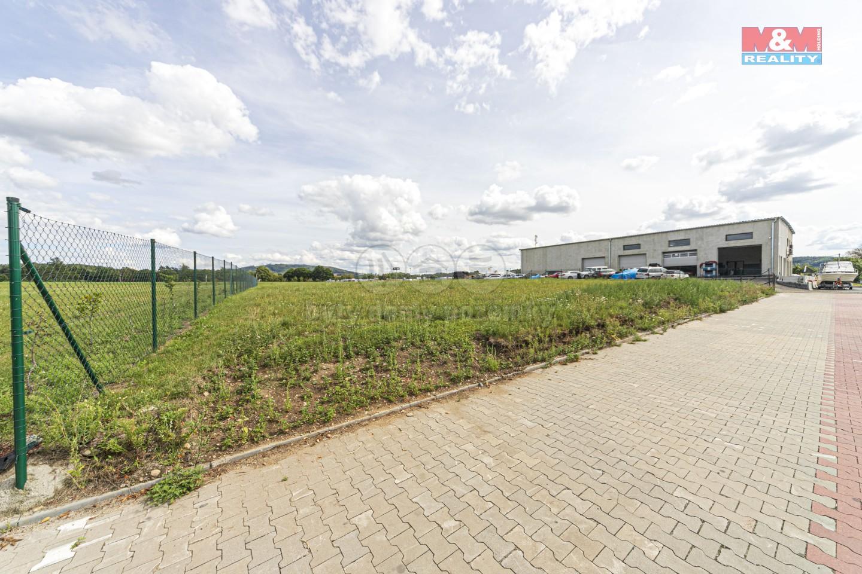 Prodej provozní plochy, 2515 m², Nespeky
