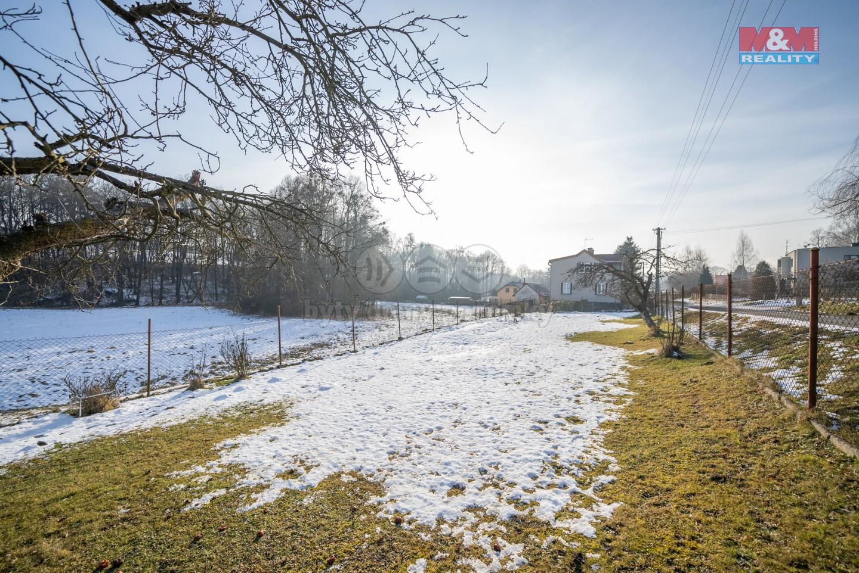 Prodej pozemku k bydlení, 939 m², Sedliště