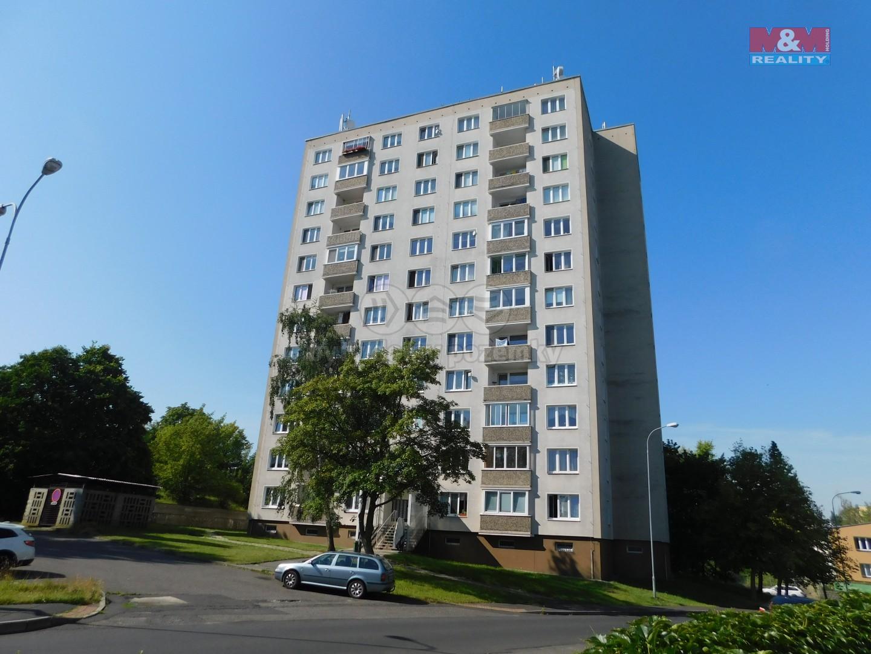 Prodej bytu 4+1, OV, 90 m², Karlovy Vary, ul. Krušnohorská