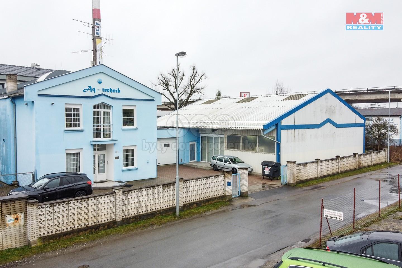 Prodej obchodního objektu, 987 m², Česká Lípa, ul. Poříční