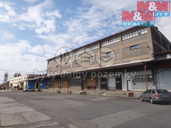 Pronájem skladu, 500 m², Kladno, ul. Milady Horákové