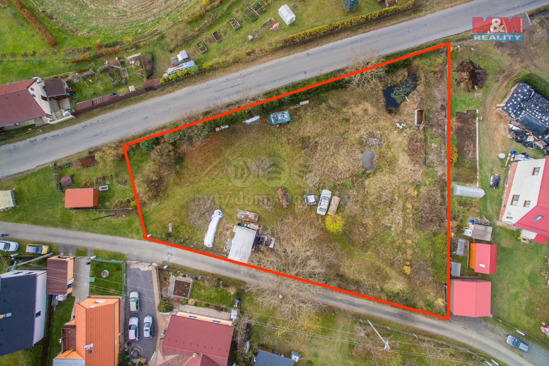 Prodej stavební pozemek, 2143 m², Borovno