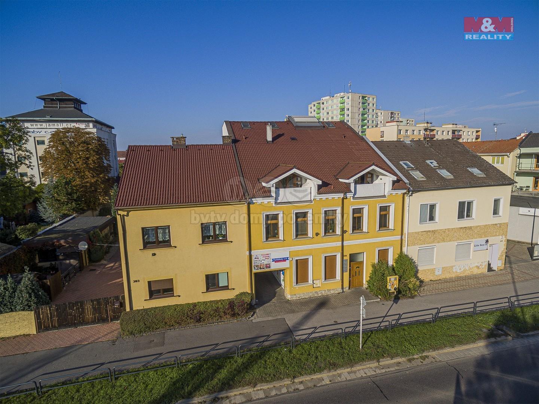 Prodej nájemního domu, Pardubice