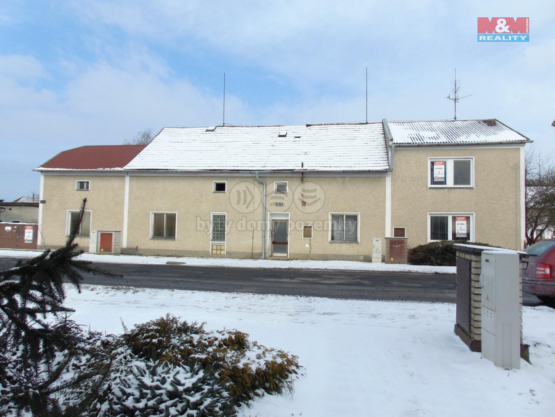 Prodej rodinného domu, Liboš
