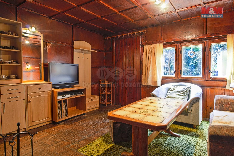 Prodej, chata, 2+kk, 94 m², Zruč-Senec