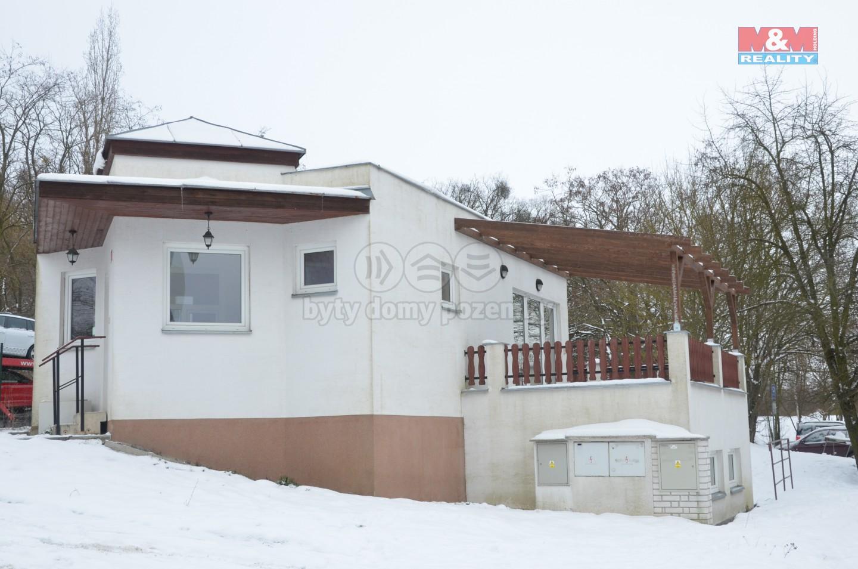 Prodej obchodního objektu, 1397 m², Milovice, ul. Krátká
