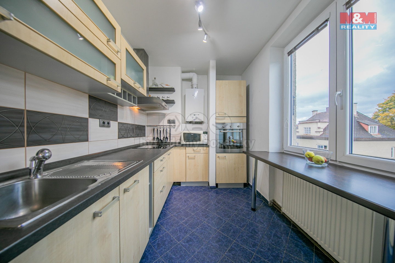 Prodej bytu 2+1, 49 m², Šumperk, ul. Wolkerova