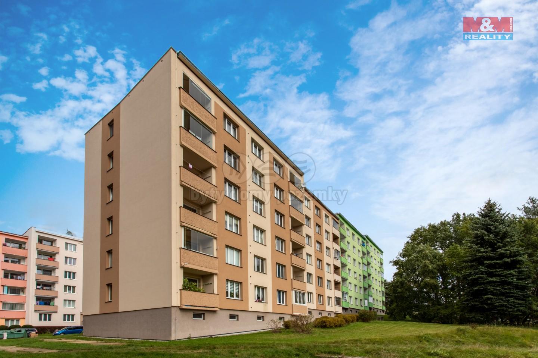 Prodej bytu 2+1, 68 m², Sokolov, ul. Jelínkova