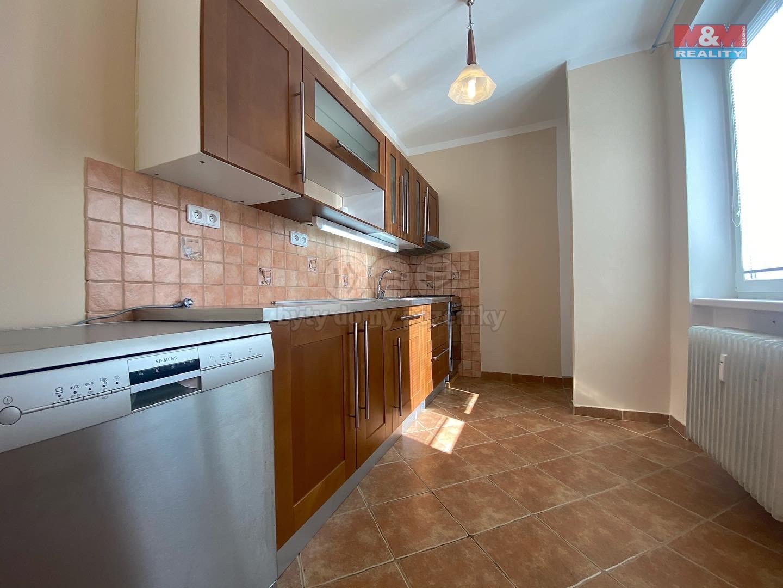 Pronájem bytu 2+1, 55 m², Most, ul. SNP