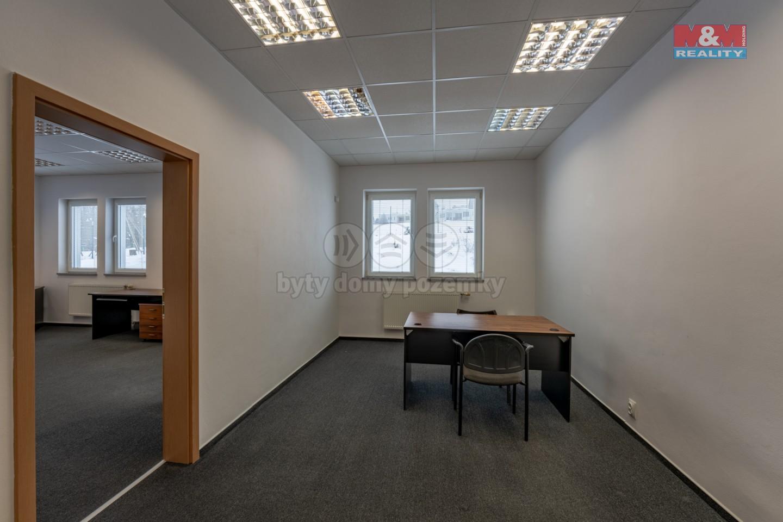 Pronájem kancelářského prostoru, 44 m², Valašské Meziříčí