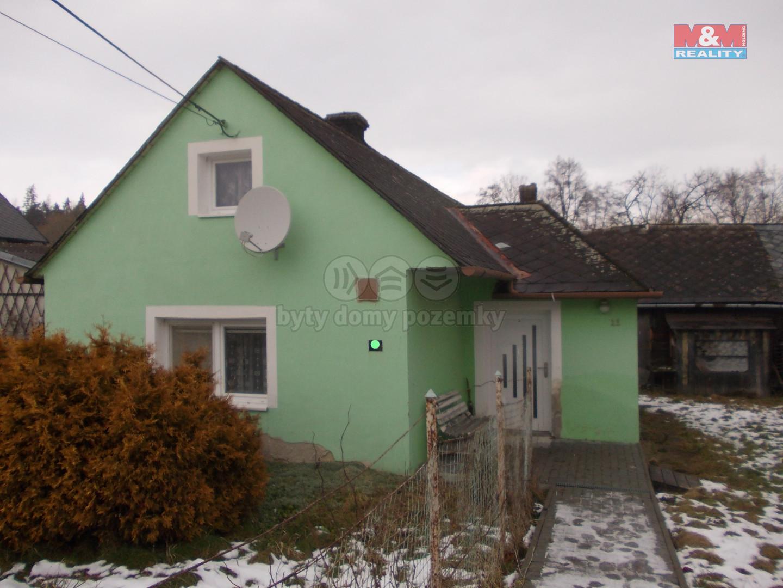 Prodej rodinného domu 2+1, 100 m2, Stěbořice - Nový Dvůr