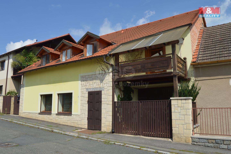 Prodej nájemního domu, 371 m², Kutná Hora, ul. Spálená
