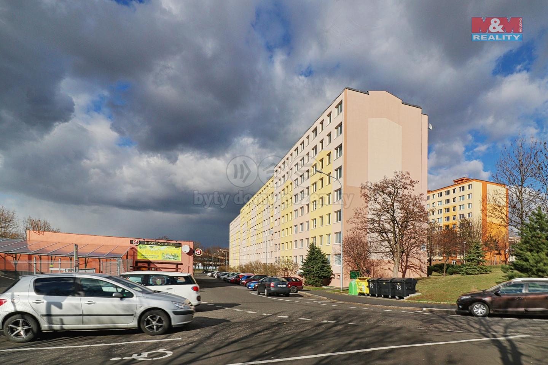 Prodej, byt 4+1, 82 m2, DV, Most, ul. Lidická